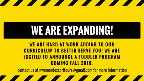 we are expanding!
